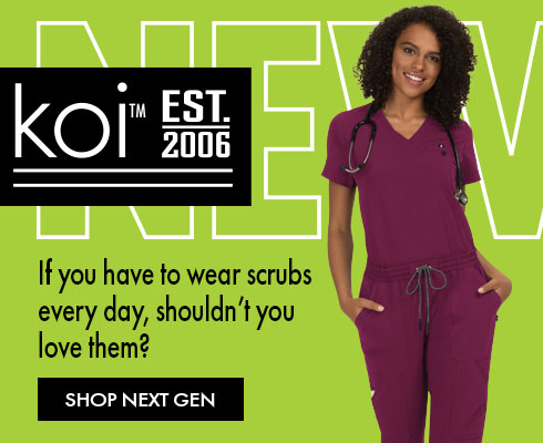 If you have to wear scrubs every day, shouldn't you love theme? click yo Shop Next Gen